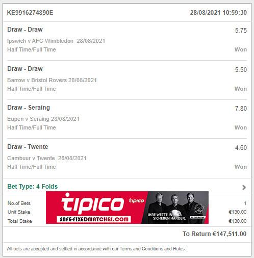 legit 1x2 betting